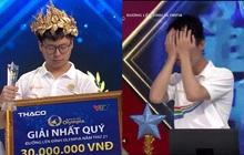 Thí sinh Nghệ An khiến khán giả tiếc nuối vì rất đỉnh nhưng vẫn không được vào chung kết năm Olympia