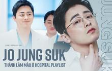 """""""Thánh làm màu"""" ở Hospital Playlist - Jo Jung Suk: Ngôi sao đi lên từ nghèo khó, tự nguyện cắt 7 tỷ tiền cát xê vì lý do không ai ngờ"""