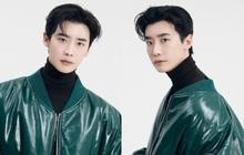 """Ơn giời cuối cùng Lee Jong Suk đã chịu tạm biệt mái tóc dài """"bà thím"""", nam thần đẹp trai ngời ngời đã trở lại rồi chị em ơi!"""