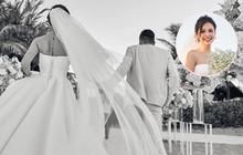 Tròn 1 năm ngày cưới, Phanh Lee cuối cùng cũng chịu tung ảnh hiếm trong hôn lễ cực kín đáo với TGĐ tập đoàn nghìn tỷ