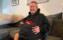 Người đàn ông sở hữu quả thận nặng... 40kg
