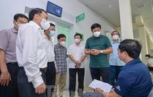 Thứ trưởng Bộ Y tế: Nghệ An phải đạt xét nghiệm RT-PCR lên 70.000 mẫu/ngày