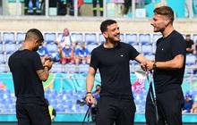 Trực tiếp Italy 0-0 Xứ Wales (Euro 2020): Dàn trai đẹp tuyển Ý hướng tới thành tích toàn thắng
