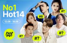 No.1 HOT14 tuần này vẫn là Sơn Tùng - Jack cạnh tranh hay MV mới của Dương Hoàng Yến có kịp tạo nên bất ngờ?