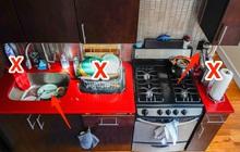 """5 tác nhân khiến bạn """"xì trét"""" khi bước vào bếp, nhìn là thấy mất hết cảm hứng nấu ăn"""