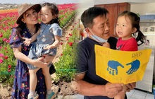 Con gái Hoàng Anh tự tay làm quà nhưng không thể tặng cho cha, vợ cũ chia sẻ lý do khiến netizen xúc động