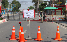 Bình Dương: 4 phường của TP. Thủ Dầu Một giãn cách xã hội theo Chỉ thị 16