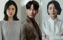 Loạt kẻ tình nghi ở án mạng Han Ji Yong (Mine): Mợ út (Lee Bo Young) giết chồng hay người chết lật kèo sốc óc?