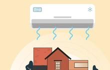 [INFOGRAPHIC] Bí quyết tiết kiệm điện khi dùng điều hòa mùa nắng nóng