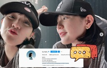 """Cộng đồng mạng quên ăn, quên ngủ vẫn không quên comment ảnh Hải Tú, ngay cả Sơn Tùng M-TP cũng phải """"hít khói"""" ở kỷ lục này!"""