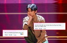 """Netizen tranh cãi lời biện minh của Phạm Đình Thái Ngân tại Sàn Đấu Vũ Đạo, còn """"cà khịa"""" luôn lùm xùm """"nụ hôn tình bạn"""""""