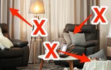 """Chuyên gia cảnh báo 9 thứ dễ khiến bạn """"nhức mắt"""" mỗi khi về nhà, ai cũng có vài ba món"""