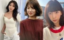 Mách các chị em kiểu tóc mà hội sao Hàn 30+ hay diện: Dễ hợp với nhiều người lại dễ chăm lắm luôn