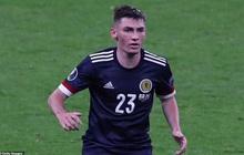 EURO 2020: Phát hiện một cầu thủ Scotland mắc COVID-19 sau trận đấu với Anh