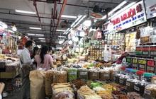 TP.HCM: Hàng hoá không phải lương thực thực phẩm, nhu yếu phẩm... ở chợ truyền thống phải ngưng hoạt động