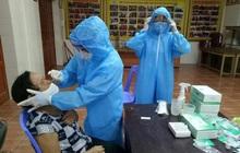 Nghệ An ghi nhận 33 ca dương tính SARS-CoV-2 trong 8 ngày qua