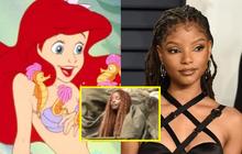 """Nàng Tiên Cá lộ ảnh hậu trường khiến netizen """"chết trân"""": Sai từ chi tiết nhỏ nhất, tạo hình Ariel toang đến tận cùng?"""