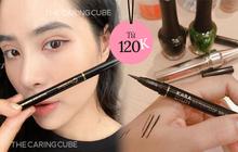 Ca nương Kiều Anh khen tấm tắc eyeliner Hàn siêu mảnh giá chỉ 125k, bây giờ nhiều loại rẻ mà chất lượng thật
