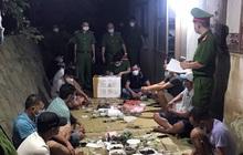 Bắc Giang: 11 người tụ tập ăn uống bị phạt 82,5 triệu đồng
