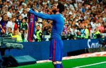 Fan xăm hình mình lên lưng, Lionel Messi đáp lại tình cảm bằng hành động cực chất