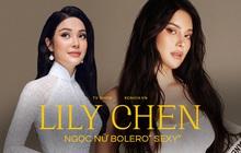 """Lily Chen: Nàng """"Ngọc nữ bolero"""" dịu dàng trên sân khấu, sexy đến nghẹt thở ở ngoài đời"""