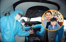 Cơ trưởng kể về các cầu thủ Việt Nam trong chuyến bay trở về từ UAE: 21 ngày nữa sẽ tặng con trai quà đặc biệt