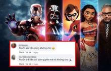 """Rộ tin Việt Nam là thị trường châu Á duy nhất bị Disney+ """"bỏ rơi"""" khiến netizen kêu trời, thực hư ra sao?"""