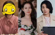 """6 chị đẹp phim Hàn đã giàu còn giỏi làm khán giả u mê: """"Tài phiệt"""" Son Ye Jin, bà cả Mine phải lép vế trước số 1"""