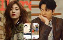 """Không phải yêu Kim Go Eun, Lee Min Ho lộ """"hint"""" quay lại hẹn hò tình cũ Suzy đúng vào sinh nhật hôm nay?"""
