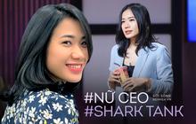 """Nữ CEO xinh đẹp đi gọi vốn bị nguyên team Shark """"bật"""" tơi bời: Chắc là mình """"bơi nhầm bể""""!"""
