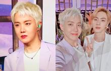 Thêm 1 thành viên của BTS gây bão MXH nhờ thay đổi kiểu tóc, dù hơi giả trân nhưng giúp thăng hạng visual ra phết!