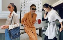 """3 sao nữ là """"lookbook sống"""" để chị em 30+ học cách lên đồ công sở, đảm bảo vừa sang vừa đậm chất """"nữ tổng tài"""""""