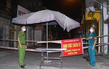 Phong tỏa hơn 80 hộ dân vì 2 ca dương tính với SARS-CoV-2
