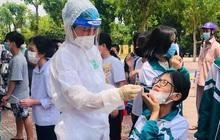 Thêm 2 ca dương tính SARS-CoV-2 ở Hưng Yên, là F1 chủ cửa hàng cắt tóc