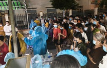 TP.HCM tổng tấn công chặn đứng dịch Covid-19 trên toàn quận Bình Tân bằng xét nghiệm