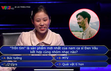 Ai Là Triệu Phú đặt câu hỏi về bài Trốn Tìm, nhưng Đen Vâu trả lời thế này thì người chơi dùng 1000 sự trợ giúp cũng chịu thua!