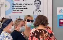 Moscow ghi nhận số người đăng ký tiêm vaccine kỷ lục trong 1 ngày