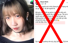 Lợi dụng chuyện đang hot, cô gái có 12 mối tình bất chấp đăng link quảng cáo app sex trên trang cá nhân