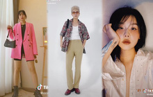 Ở nhà phòng dịch mà netizen biến căn phòng thành studio thời trang xịn mịn, trend này mà không follow thì hơi phí!