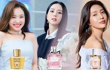 Nước hoa mùa hè của sao Hàn: Rosé xài lọ đắt nhất nhưng trùm cuối lại là Irene