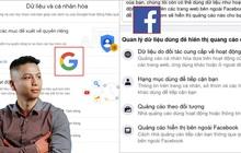 Hiếu PC chia sẻ cách bảo mật thông tin cá nhân trên Facebook và Google
