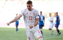 Tuyển Tây Ban Nha nghiền nát Slovakia 5 bàn không gỡ