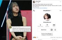 """""""Cô gái 12 mối tình"""" công khai tài khoản TikTok chính chủ, ngay lập tức bị cư dân mạng phản ứng gay gắt và kêu gọi không follow"""