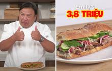 Người nước ngoài so sánh bánh mì 3,8 triệu với 440k, người Việt bĩu môi: Ở chỗ chúng tôi không ai làm thế cả!
