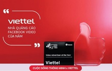 Facebook công bố Nhà Quảng Cáo Video của năm, bất ngờ có tên một nhà mạng viễn thông của Việt Nam