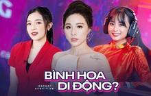 """Mỹ nhân MC làng game Việt, từ những """"bình hoa di động"""" đến biểu tượng không thể thiếu của cả cộng đồng!"""