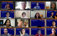 Buổi lễ tốt nghiệp độc đáo của Thạc sĩ Việt tại Mỹ: Toàn khách mời khủng, lắng nghe bí quyết thành công từ cựu Giám đốc Facebook