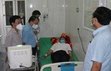 Giám đốc y tế kiệt sức sau 11 đêm thức trắng chiến đấu chống dịch Covid-19