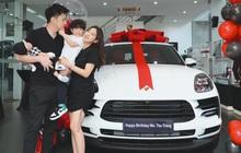 """Trang Lou """"chốt"""" Porsche trên dưới 4 tỷ mừng sinh nhật, bổ sung vào BST xe sang ai nhìn cũng thèm"""
