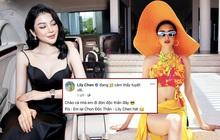 Vừa hé lộ bạn trai doanh nhân sau ồn ào với Ngọc Trinh, Lily Chen bất ngờ tuyên bố chuyện độc thân, chuyện gì đây?